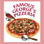 Image Courtesy of Famous George's Pizza