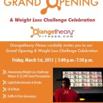 Grand Opening for First Orangetheory Fitness in Willow Grove