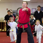 Martial Arts for St. Jude Event in North Wales