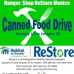 End Substandard Housing and Hunger: Donate to ReStore Montco