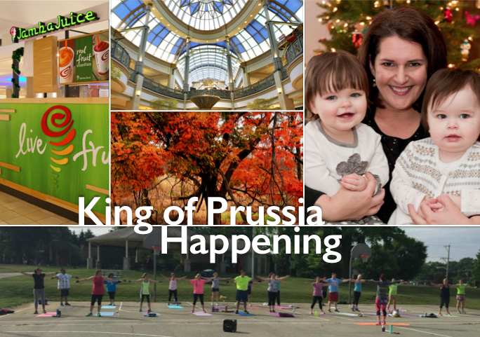 King of Prussia Happening