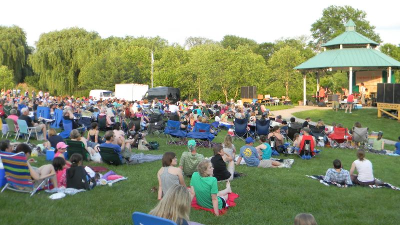 Upper Merion Concert Under the Stars
