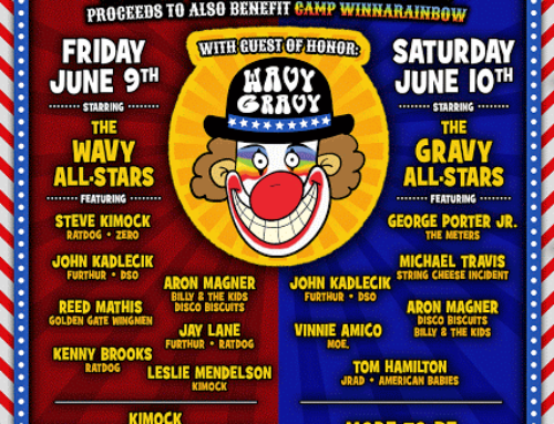 Wavy Gravy will return to Ardmore Music Hall
