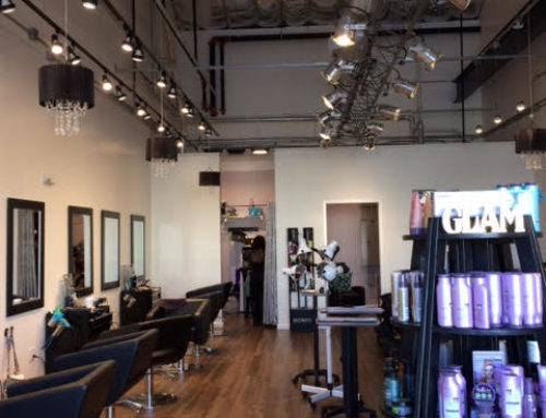 New in Town: Glam Hair Studio New Modern, Luxurious Salon