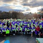 Happening Kids: Abington Junior High School Students Worked the Philadelphia Marathon to Help Raise Funds for the Leukemia & Lymphoma Society