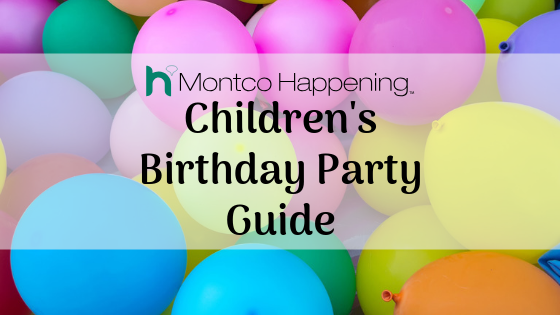 Montgomery County Children's Birthday Party Guide