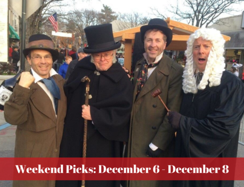 Montco Happening's Weekend Picks: December 6 – December 8