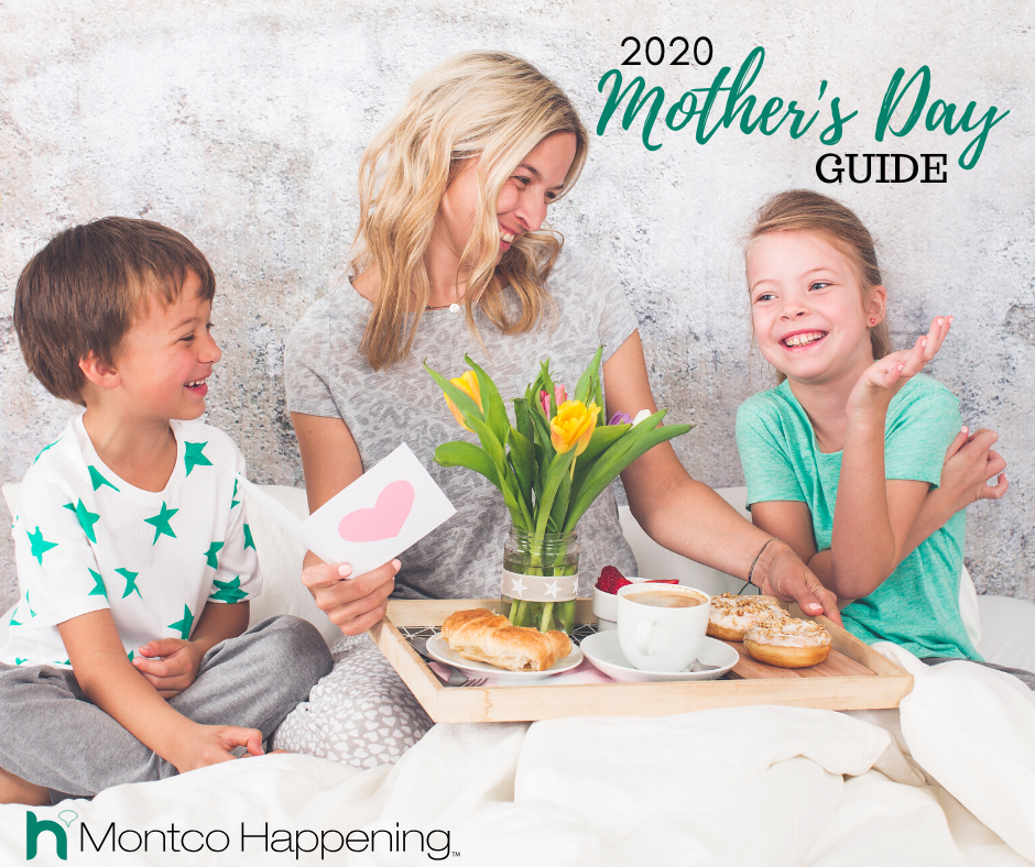 Montgomery County Mother's Day Guide 2020