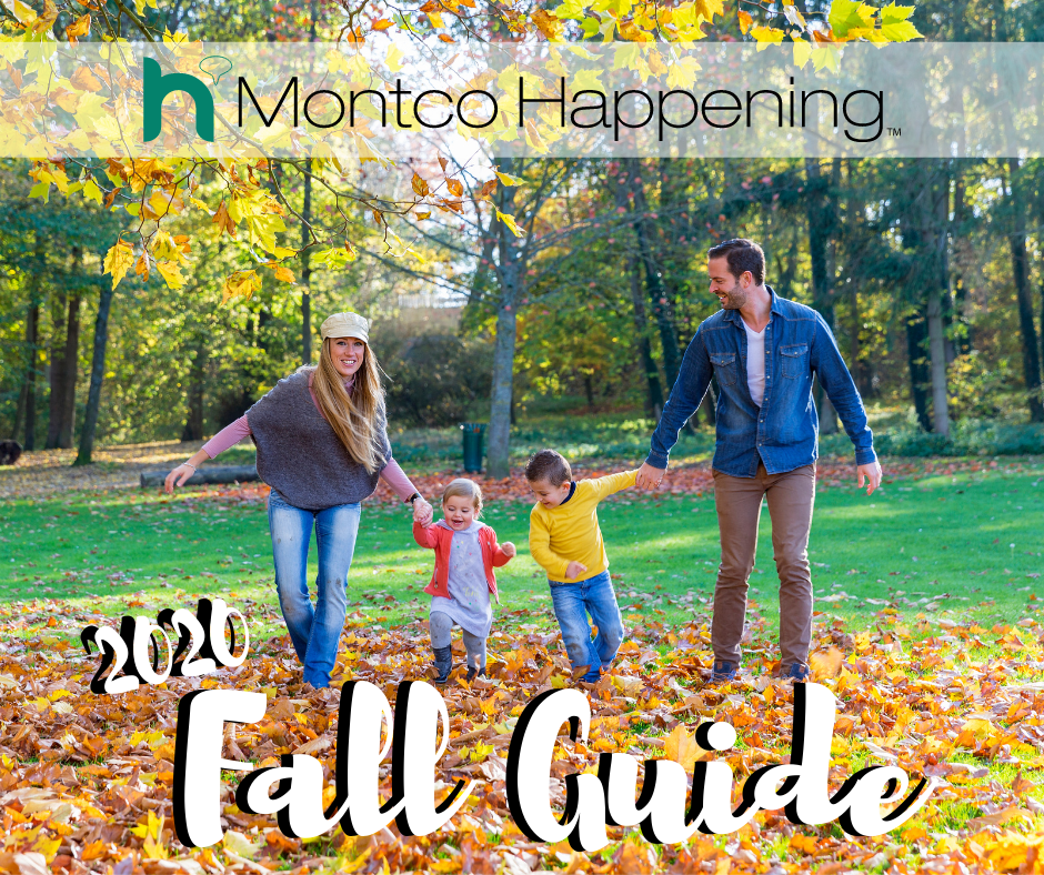 Montco Happening's Fall Guide 2020