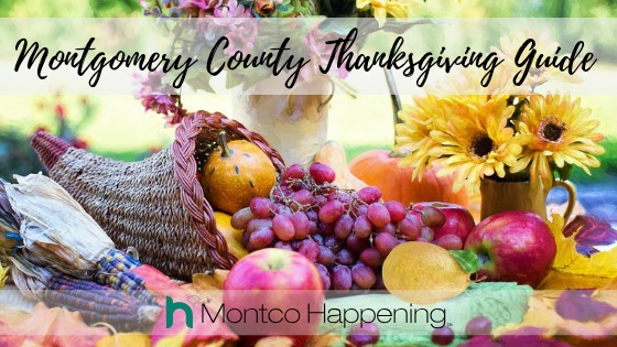 Montgomery County Thanksgiving Guide 2018