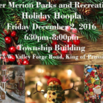 Celebrate the Season at Upper Merion's Holiday Hoopla