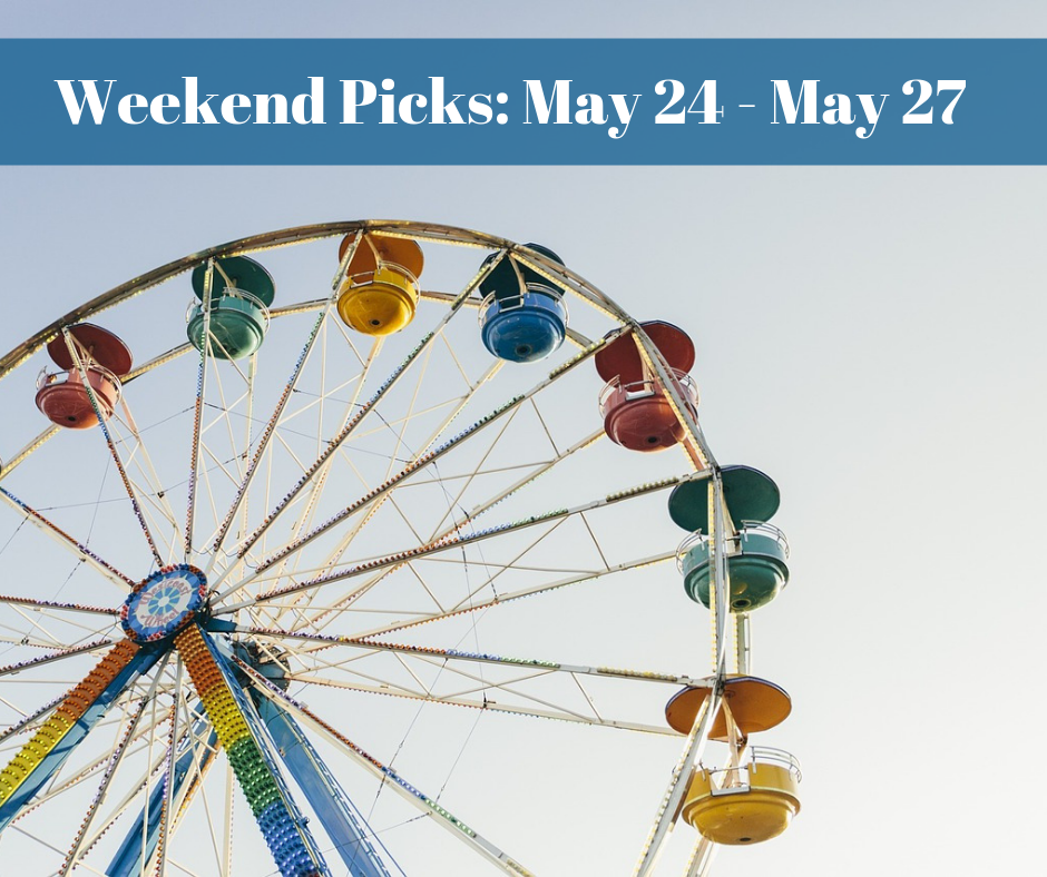 MontCo Happening's Weekend Picks: May 24 – May 27