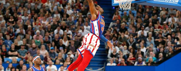 Get Closer Than Ever to the Harlem Globetrotters … in MontCo!