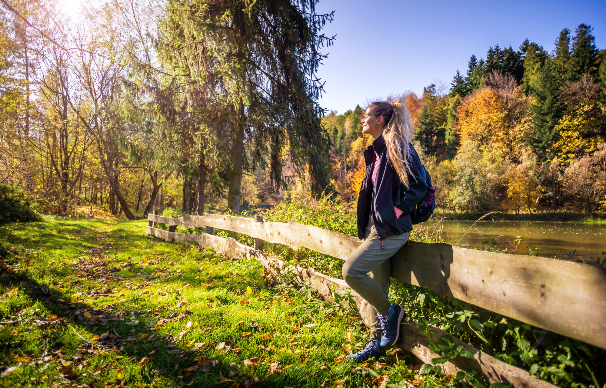 Get Outside And See Montco At It's Best- Top Hiking & Biking Trails To Visit This Fall